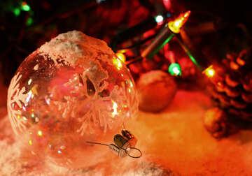 Christmas ball №37913