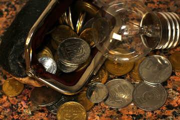Money for the light №37245