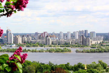 The city of Kiev in the spring №37637