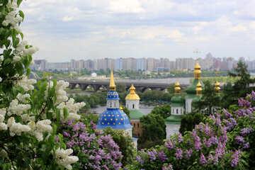 Kyiv in spring №37441
