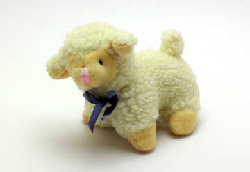 Toy little sheep №37154