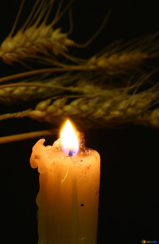 Свеча мирные жертвы №37811