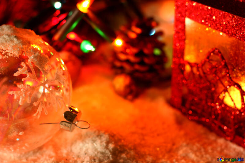 Рождественские обои на рабочий стол №37914