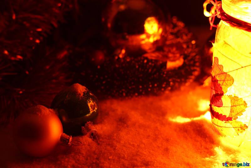 Fondo de pantalla de Navidad en tu escritorio №37936