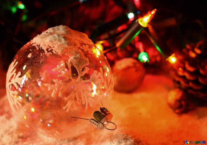 Palla di Natale №37913