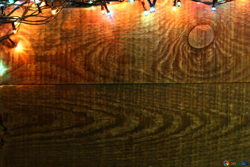 Imagen de fondo de las luces de Navidad №37873
