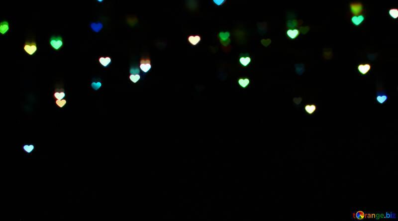 Heart lights №37847
