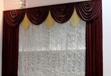 Heavy curtains №38959