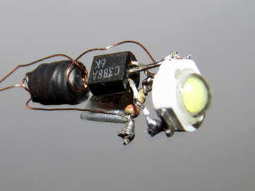 Led lamp DIY №38201