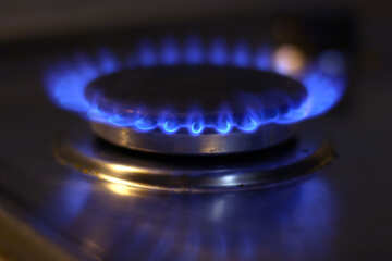 Gas in the House №38485
