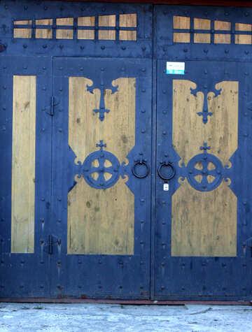 Beautiful gate №38598
