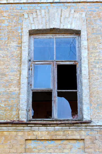 Broken window №38583