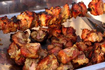 Shish kebab №38644