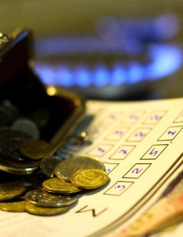 Retired gas price purse №38448