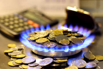 Natural gas for the population №38430
