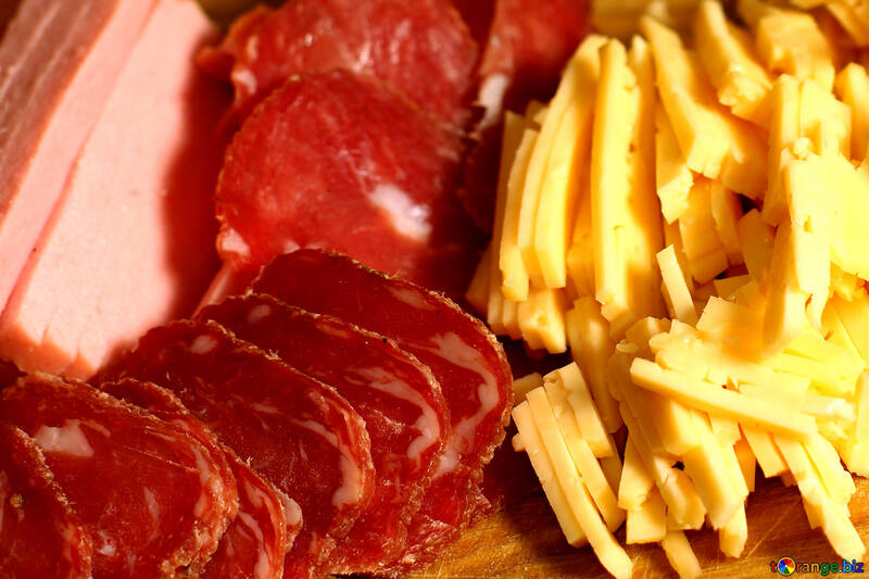 Cheese and sausage №38063