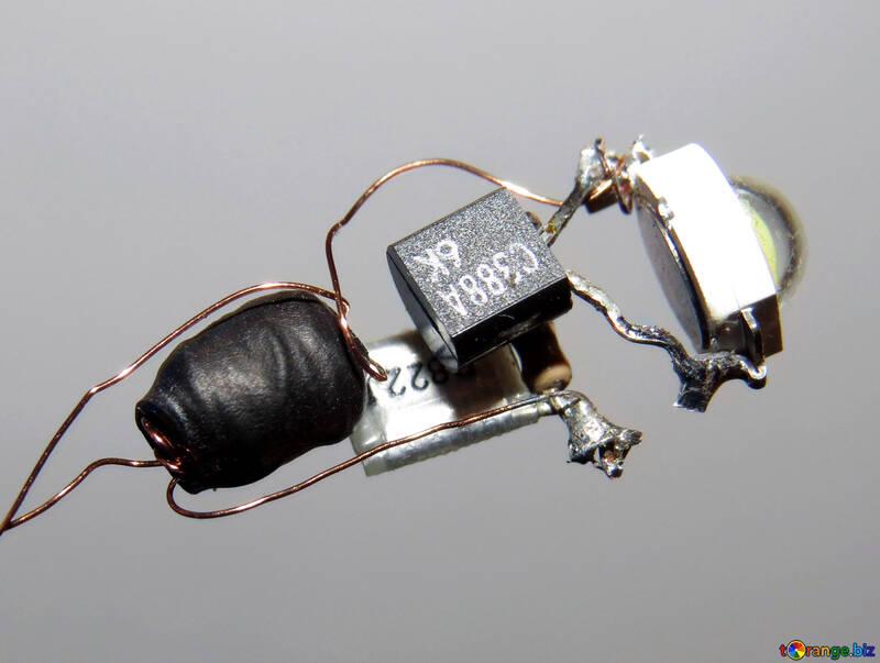 Подключение светодиода  №38202