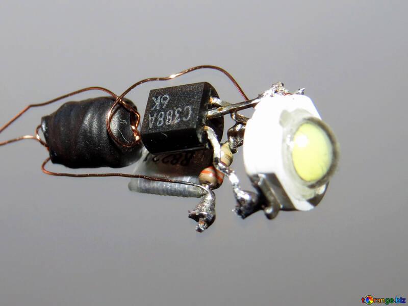 Led lamp DIY №38201