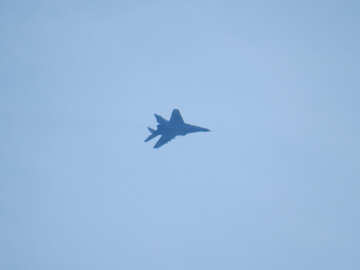 The Su-27 in flight №39261