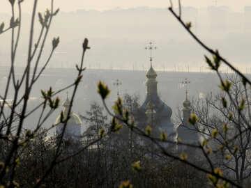 Spring morning in Kiev №39163