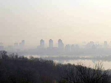 Fog over Kiev №39161
