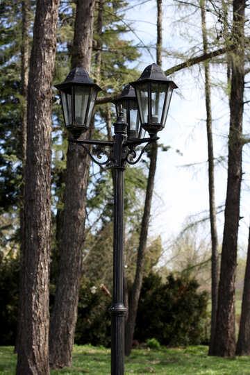 Vintage Lantern №39838