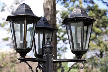 Vintage Lantern №39839