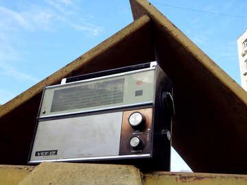 Old radio №39143