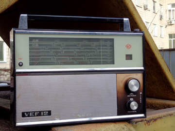 Radio VEF-12 №39146