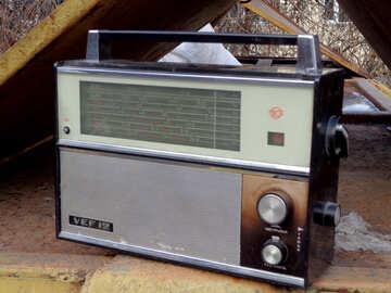 Soviet radio №39145