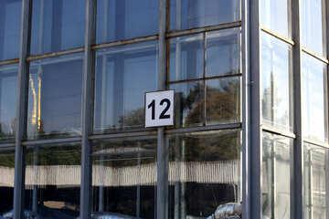 Twelve digit number sign pointer №39623