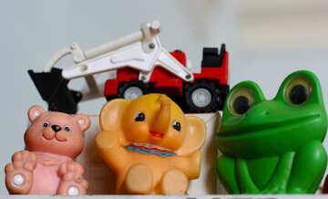 Soviet toys №39339