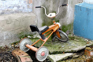 Tricycle №39068