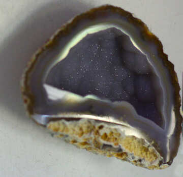 The stone agate №39466