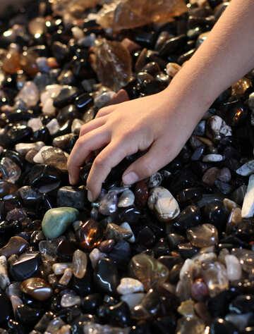 Hand stones №39317