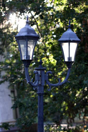 Street lamp antique №39643