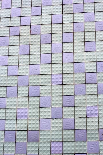 The texture of the retro facade tile №39050