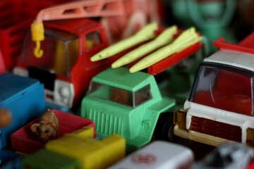 Automobili del giocattolo №39811