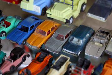 Una collezione di auto d`epoca №39335