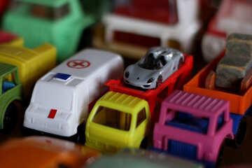 Auto giocattoli №39814