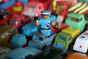 Traffico giocattolo COP №39815