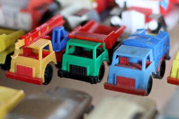 Automobili del giocattolo dell`URSS №39813