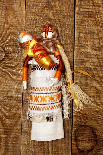 Popular Doll №39558
