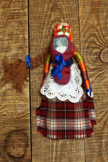 Doll Ancient Russia №39564