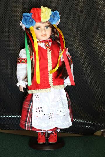 Ukrainian doll №39220