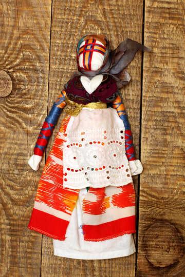 Ukrainian historical doll №39559