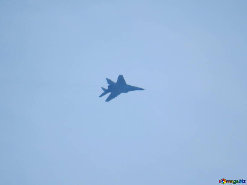 The Su-27 in flight №39261