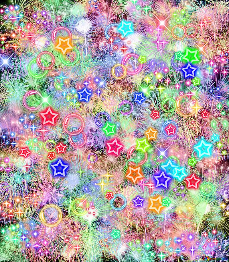 Celebratory bright background №39955
