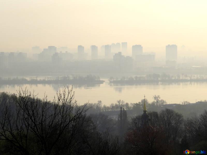 Kiev in the morning №39168