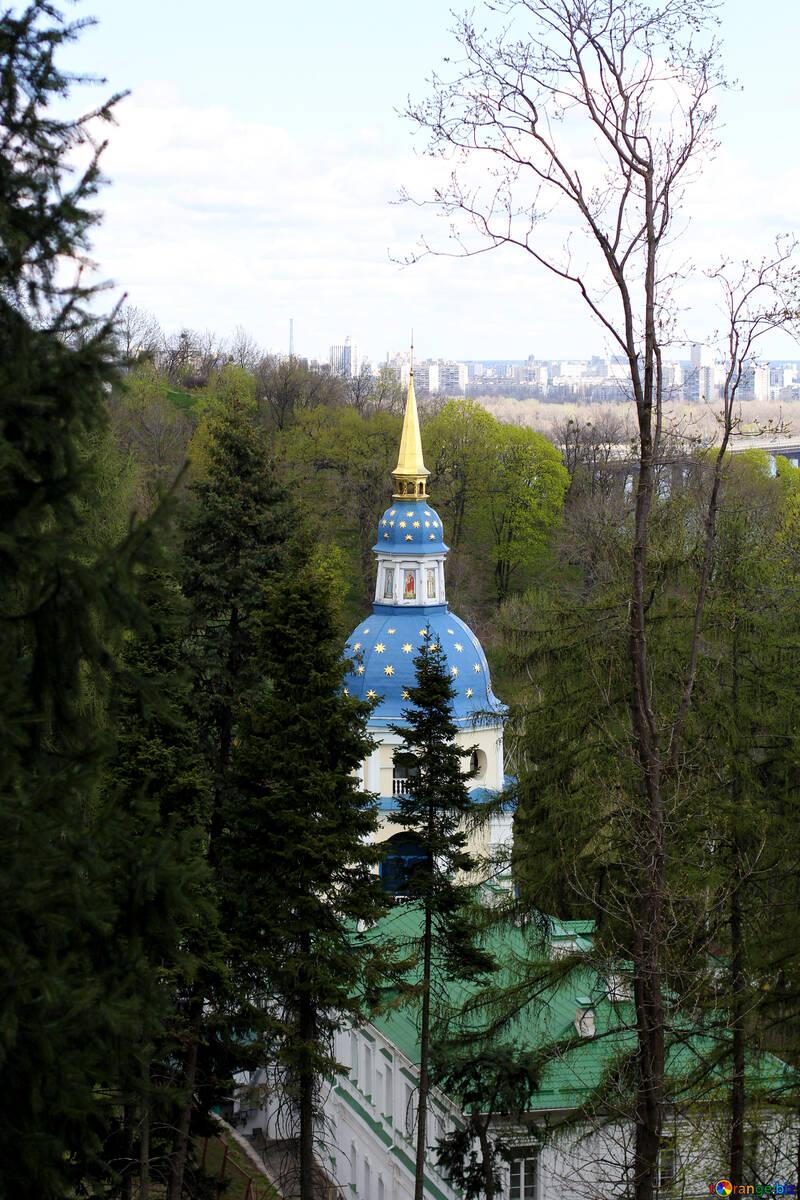Spring Kiev slope №39880